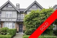 Cambie Townhouse for sale:  3 bedroom 1,684 sq.ft. (Listed 2016-05-18)